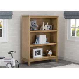 Monterey Bookcase\/Hutch - Rustic Rye (754)
