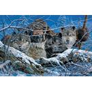 """The Predators - Limited Edition Print 17""""H x 25""""W Product Image"""