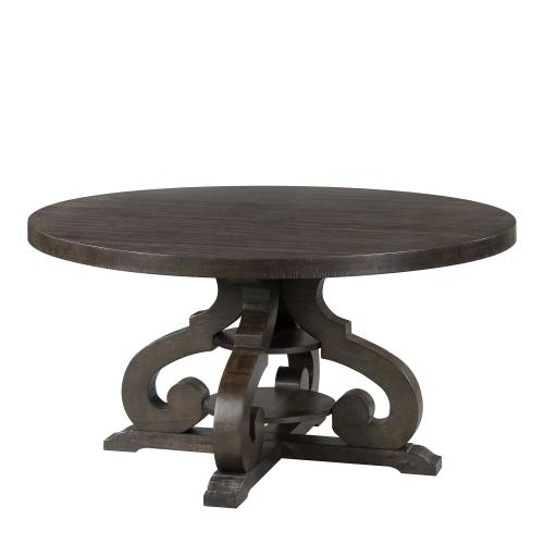 Product Image - Stone Round Dining Table