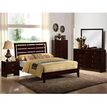 Evan Q. Headboard/footboard