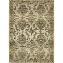 "Touchstone Ascog Natural 3' 6""x5' 6"""