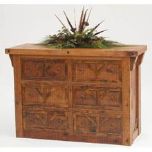 Windy Stables - 6 Drawer Dresser