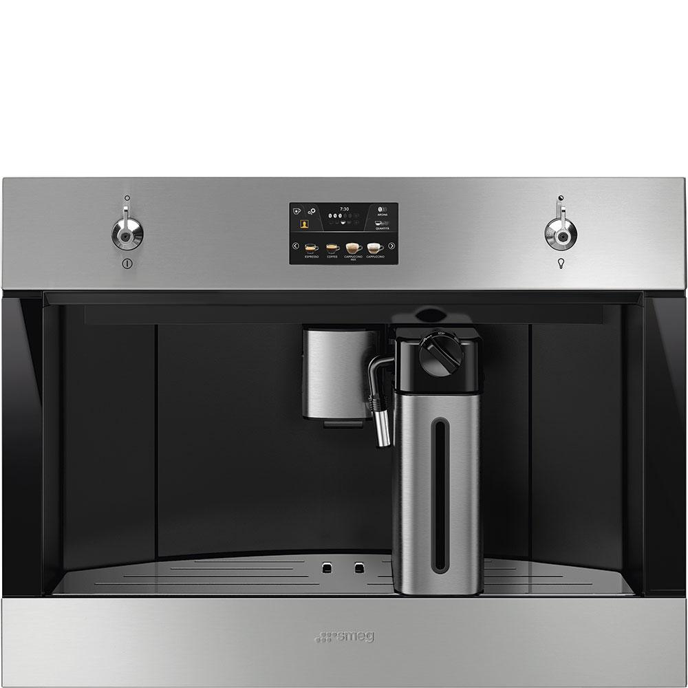 Smeg24'' Fully-Automatic Built-In Coffee System