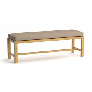 See Details - Edgemont Backless Dining Bench