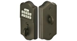 Keypad Deadbolt Product Image