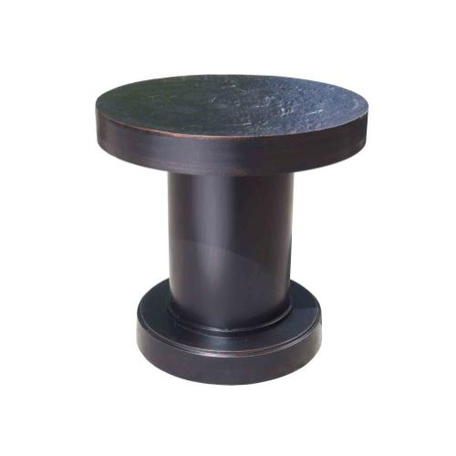"""Venice 18"""" Round Side Table"""
