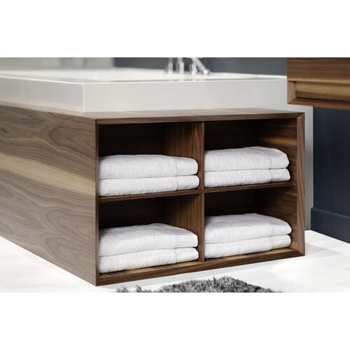 Storage for Cube Tubs Storage for Cube Bathtub