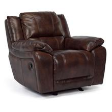 Product Image - Breakthrough Leather Glider Recliner