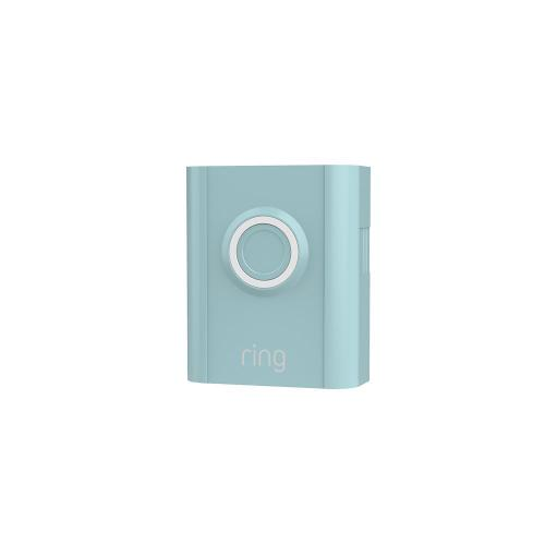 Interchangeable Faceplate (for Video Doorbell 3 and Video Doorbell 3 Plus) - Bright Turquoise
