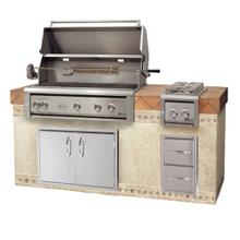 """View Product - Luxor42""""built-ingrill/ Rotisserie"""