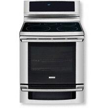 """View Product - 30"""" Electric Freestanding Range with Wave-Touch® Controls"""