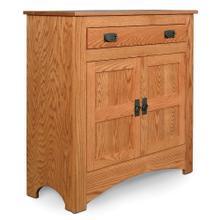 See Details - Prairie Mission 1-Drawer Cabinet