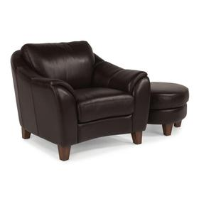 Lidia Leather Chair