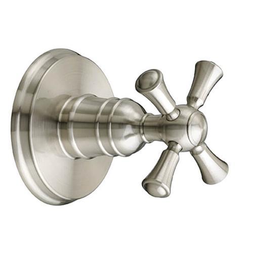 Dxv - Randall 4/3 or 3/2 Diverter Valve Trim - Brushed Nickel
