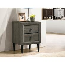 Deandra Night Stand White