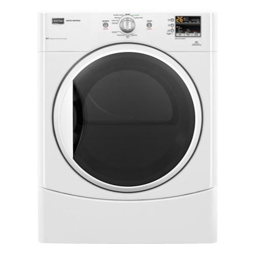 Maytag - Performance Series High-Efficiency Electric Dryer