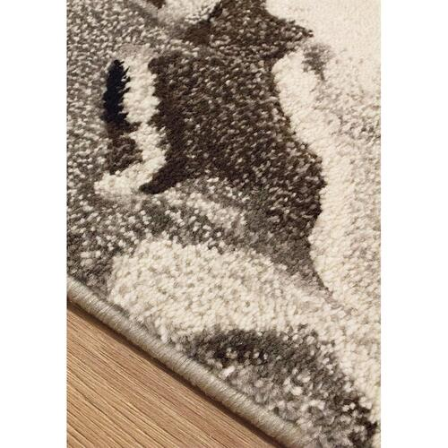 Flint 6166 White Grey Black 4 X 6