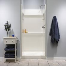 Shower Alcove Walls