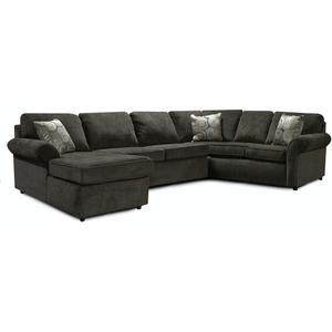 England Furniture2400-Sect Malibu Sectional