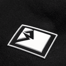 See Details - Black Pullover Sweatshirt w/ Camo Graphic-XL