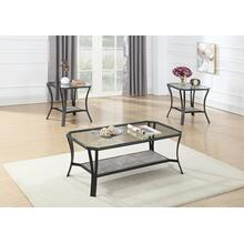 Eireann 3pc Coffee Table Set