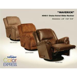 "Catnapper - Power Chaise ""Glider"" Recliner"