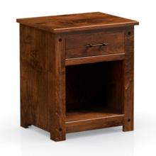 See Details - Montrose Nightstand with Opening