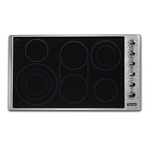 "Viking36"" Electric Radiant Cooktop - VECU5361 Viking 5 Series"