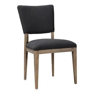 See Details - Phillip Upholstered Dining Chair Gray