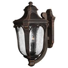 Trafalgar Medium Wall Mount Lantern