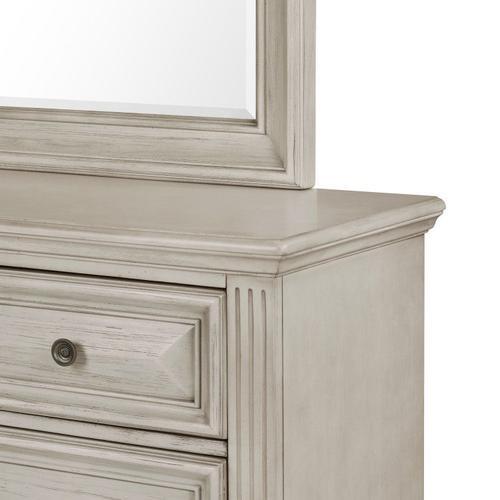 Passages Light Dresser and Mirror