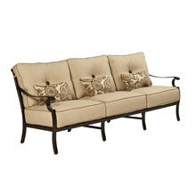 View Product - Monterey Cushioned Sofa