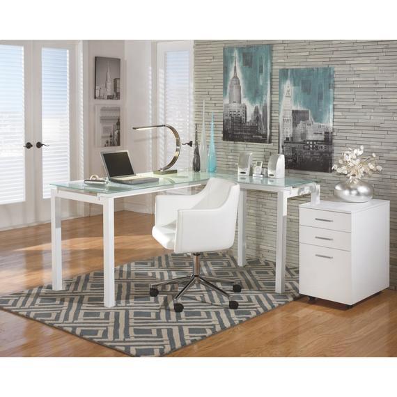 "Baraga 61"" Home Office Desk"