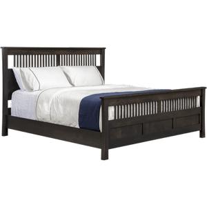 Morris Panel Bed Full