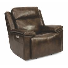 See Details - Chance Power Gliding Recliner with Power Headrest