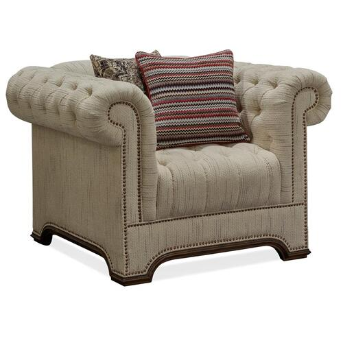 Accent Chair - (M10457 Ivory)