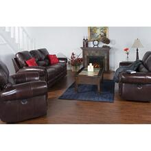 Dual Power Recliner Loveseat
