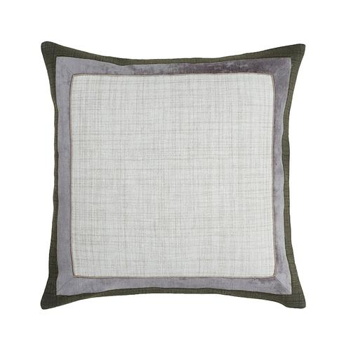 Dakota Pillow Cover Olive