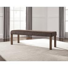 Timber and Tanning Large UPH Dining Room Bench
