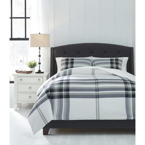 Stayner 3-piece King Comforter Set