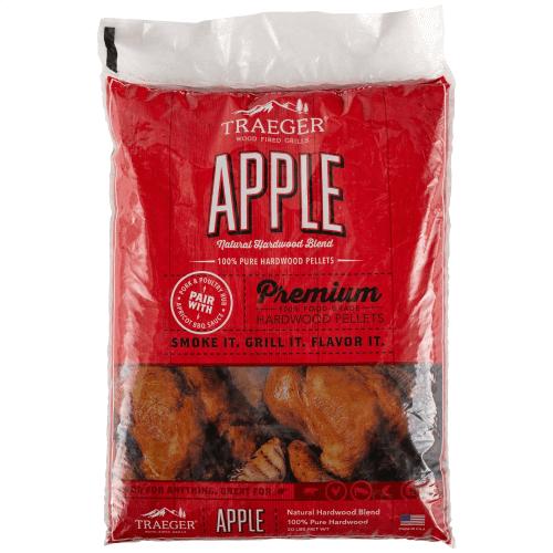 Traeger Apple BBQ Wood Pellets