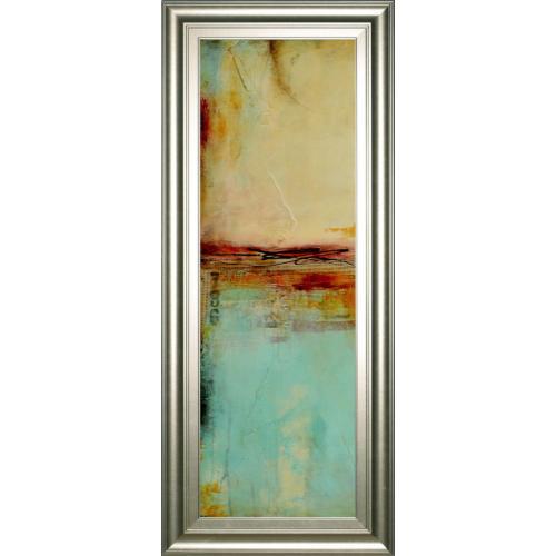 """Eastside Story I"" By Erin Ashley Framed Print Wall Art"