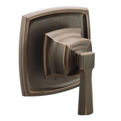 Boardwalk mediterranean bronze transfer valve trim