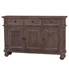 Havana 3 Door Narrow Sideboard