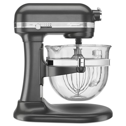 Professional 6500 Design™ Series 6 Quart Bowl-Lift Stand Mixer - Slate