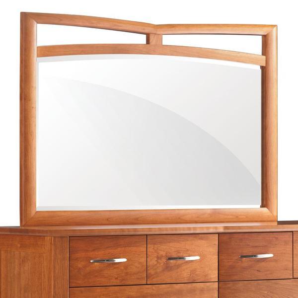 See Details - Monarch Bureau Mirror, 48'w x 34'h