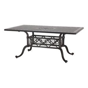 "Gensun Casual Living - Grand Terrace 42"" x 63"" Rectangular Dining Table"