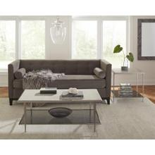 Wilshire - Rectangular Coffee Table - White Sands Finish