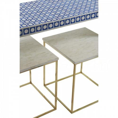 Matisse Console and Side Table Set