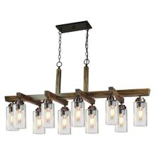 View Product - Home Glow AC10860DP Chandelier